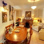 The Gallery Bed and Breakfast Dining Room