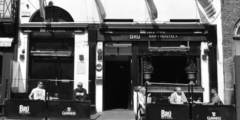 Brú Bar and Hostel Cork