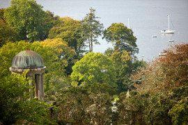 Bantry House View