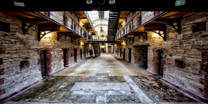 Cork City Gaol and Radio Museum