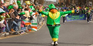 Saint Patrick's Day Cork 2015