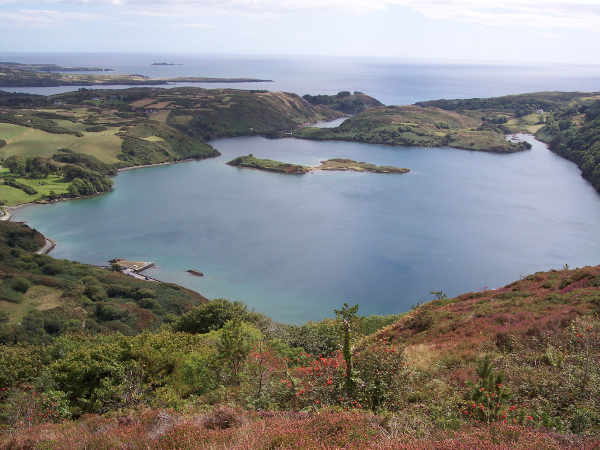 Lough Hyne Cork's Hidden Gems