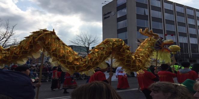 2015 Saint Patrick's Day Parade
