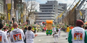 Saint Patrick's Day Cork City