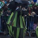 Saint Patrick's Day Parade 2015 Crow