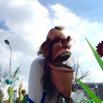 Saint Patrick's Day Parade 2015 Giant