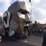 Saint Patrick's Day Parade 2015 Head