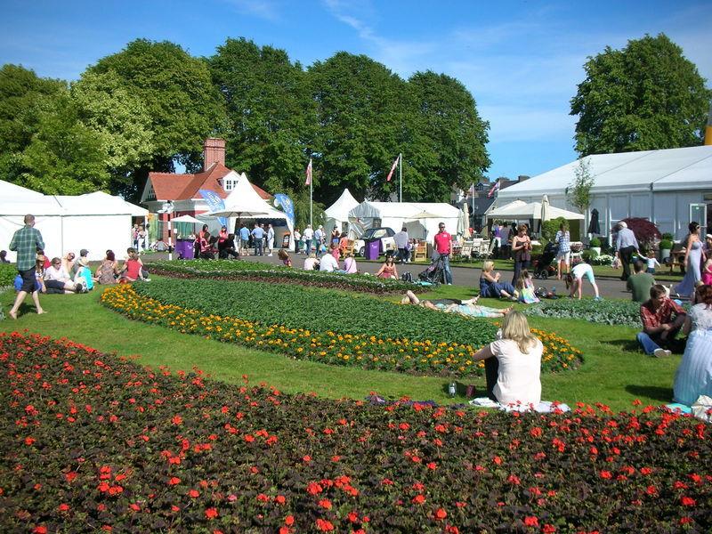 Cork Midsummer Festival Fitzgerald Park