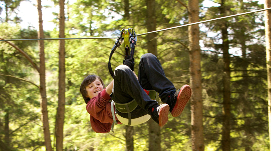 Zipit Outdoor Adventure Centre
