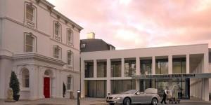 Rochestown Park Hotel entrance