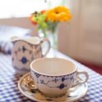 Afternoon tea at Ballymaloe House