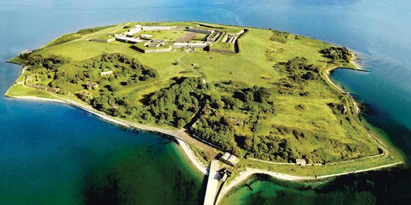 Spike Island View
