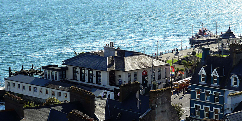 White Star Line Building & Pier Cobh