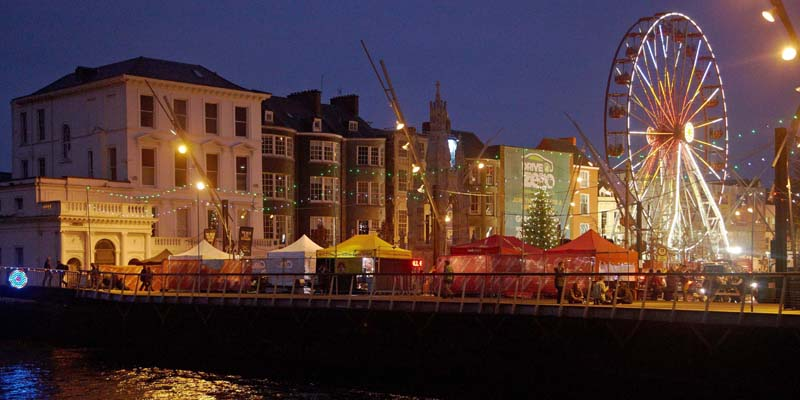 Cork Christmas Glow Celebration