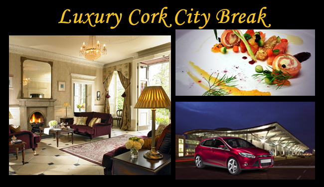 Luxury Cork City Break