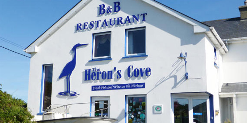 The Heron's Cove B&B