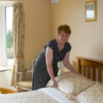 Ardfield Farmhouse Bed and Breakfast - Bed Making