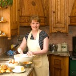 Ardfield Farmhouse Bed and Breakfast - Scone Making