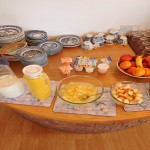 Summer Hill Castletownbere Bed and Breakfast Breakfast