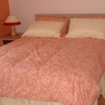 Oatencake Lodge Bed and Breakfast Bedroom